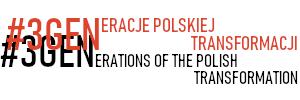 Logo for Trzy pokolenia polskiej transformacji
